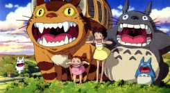Аниме Мой сосед Тоторо / My Neighbor Totoro
